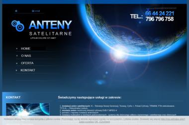 Anteny Satelitarne - Anteny Satelitarne Lublin