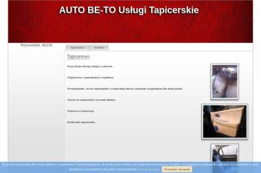 AUTO BE-TO Usługi Tapicerskie - Tapicer Samochodowy Bydgoszcz