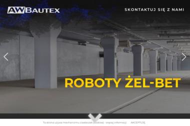 AWBAUTEX - Budowa Konstrukcji Żelbetowych Nowy Sącz