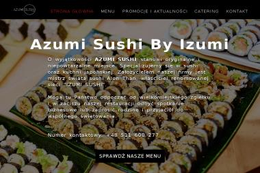 IZUMI SUSHI - Catering świąteczny Suwałki