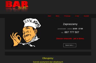 """Bar """"Nad ABC"""" - Catering Dla Firm Gryfice"""