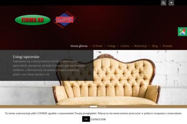 """Firma """"BASTER"""" Tapicerstwo P.U.H. Import-Export - Tapicerowanie Foteli Samochodowych Kraków"""