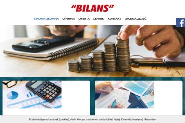Biuro Rachunkowe BILANS - Usługi finansowe Zamość