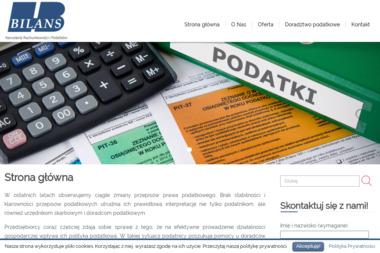 """Kancelaria Rachunkowości i Podatków """"BILANS"""" spółka z ograniczona odpowiedzialnością - Kancelaria Podatkowa Legnica"""
