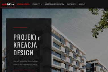 architekton Biuro Projektów - Adaptacja Projektu Gotowego Nowy Sącz