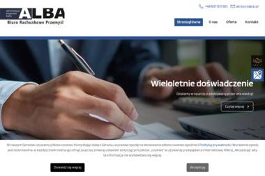 Biuro rachunkowe ALBA - Tłumacze Przemyśl