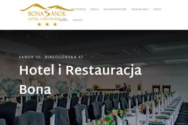 Hotel*** i Restauracja Bona - Catering Sanok