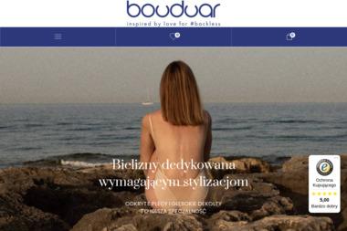 Bouduar - Szycie bielizny Gdynia