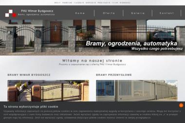 WIMAR - BRAMY OGRODZENIA AUTOMATYKA - Ogrodzenia Betonowe Bydgoszcz