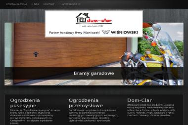 Bramy Ogrodzenia Dom-Clar - Drzwi z Montażem Kędzierzyn-Koźle