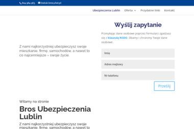 Bros Ubezpieczenia - Ubezpieczenie samochodu Lublin