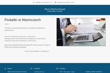 Biuro Rachunkowe Radosław Serafin - Usługi finansowe Zgorzelec