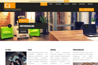 C2 Centrum Projektowe - Projekty domów Dąbrówka