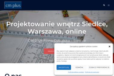 CM Plus Anna Cybulska - Architekt wnętrz Siedlce