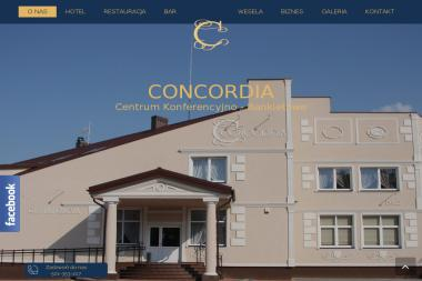 CONCORDIA - Gastronomia Łomża