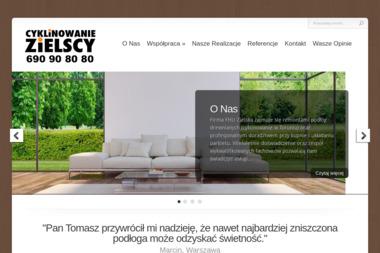 Cyklinowanie Zielscy - Cyklinowanie Toruń