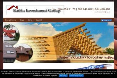 Dachy - Firma Dekarska Żyrardów
