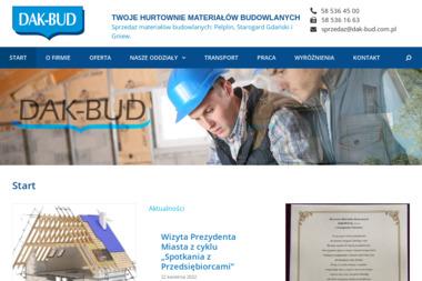 DAK-BUD SP. Z O.O. - Pokrycia dachowe Starogard Gdański