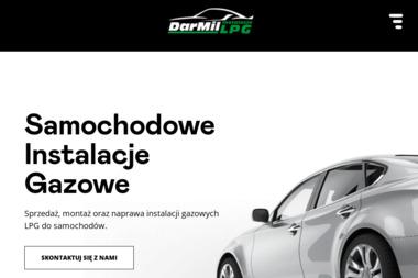 """FHU """"DarMil"""" Dariusz Milczarek - Montaż Instalacji LPG Warszawa"""