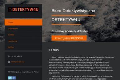 MONITORING4U.STARGARD - Monitoring Stargard Szczeciński