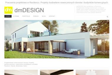 dmDESIGN - Architekt Wnętrz Racibórz