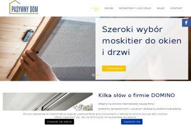 FHPU DOMINO - Drzwi Częstochowa