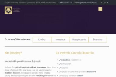 Doradca Finansowy Trójmiasto - Doradztwo Inwestycyjne Gdańsk