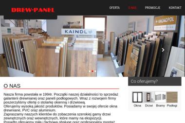 Drew-Panel - Stolarka Drewniana Stalowa Wola