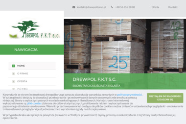 Firma Drewpol F.K.T s.c. - Sprzedaż Drewna Opałowego Toruń