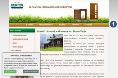 Drewtech - Okna aluminiowe Sulejów