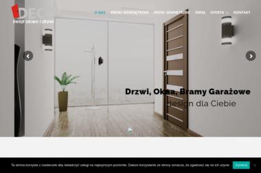 DECO OKNA I DRZWI - Bramy garażowe Pszczyna