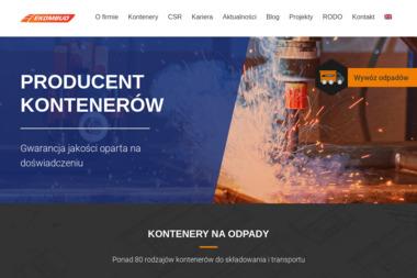Ekombud Sp. z o.o. - Maszyny budowlane różne Bochnia