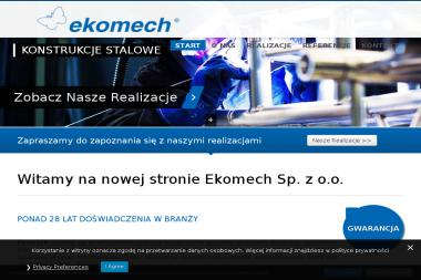 Ekomech Sp. z o.o. - Firmy inżynieryjne Wałcz