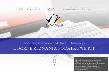 EURO-ALLES Biuro Rachunkowe i Tłumaczeń - Biuro Tłumaczeń Wadowice