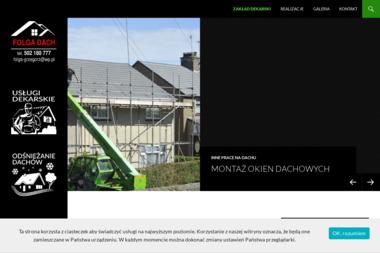 FOLGA DACH - Budowanie Dachu Olsztyn