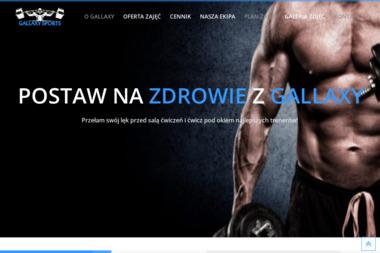 Gallaxy Sports - Trener personalny Leszno