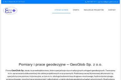 GeoGlob Sp. z o.o. - Usługi Geodezyjne Toruń