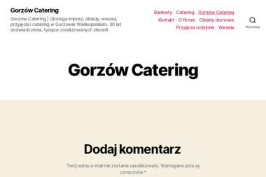 Gorzów Catering - Catering dietetyczny Gorzów Wlkp