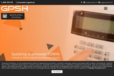 GPSH Sp.Z.O.O - Instalacje Alarmowe Piastów