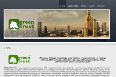 Green Trust Sp. z o.o. - Windykacja Żyrardów