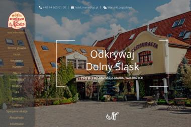 Hotel **** & Restauracja & SPA - Maria - Podbitka Dachowa Wałbrzych