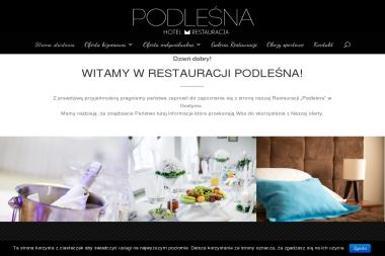 Restauracja Podleśna - Catering świąteczny Gostyń