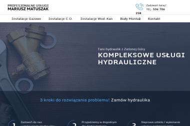 Mariusz Matuszak Hydraulika - Instalacje grzewcze Zielona Góra