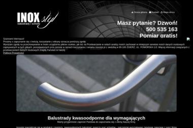 INOXstyl - Balustrady nierdzewne Zgierz