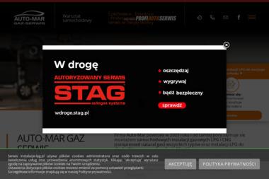 AUTO-MAR Gaz-Serwis - Auto gaz Czechowice - Dziedzice