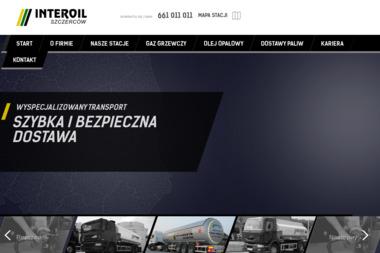 INTEROIL - Dostawca Gazu Zelów
