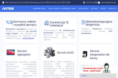 IVITER - Serwis sprzętu biurowego Warszawa