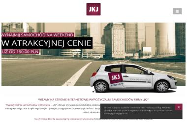 JKJ Rent a Car - Wypożyczalnia samochodów Olsztyn