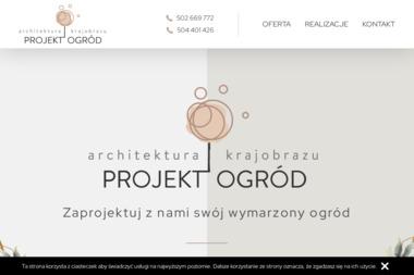 JMGarden Pracownia Architektury Krajobrazu - Projektowanie ogrodów Białystok