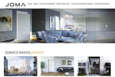 JOMA okna - Okna Drewniane Białystok